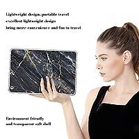 PRINDIY iPad 10.2 2019/iPad 保護カバー,アンチダスト クリア 耐衝撃 ソフトシリコンTPU キズ防止 耐久性 ウルトラスリム 軽量 バックカバー iPad 10.2 2019/iPad Case-D 77