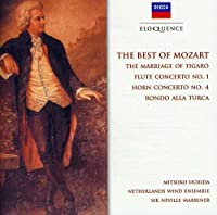 Mozart: Best of Mozart by MARRINER / ACADEMY OF ST MARTIN IN THE FIELDS (1994-02-28)