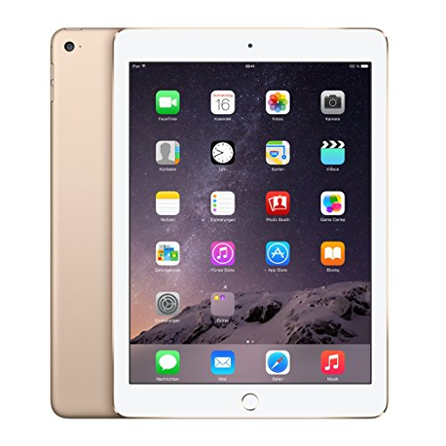 Apple iPad Air 2 64GB Wi-Fi - Gold (Generalüberholt)