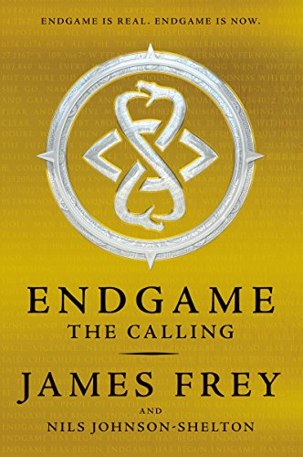 The Calling Endgame book cover. Buy it here!