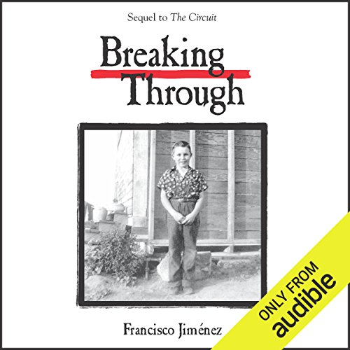 Breaking Through  audiobook cover art