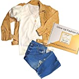 Glow Up Fashion Fix Monthly Style Clothes Subscription Boxes Cute Casual Comfy Stylish Tops Tank Tshirt Hoodies Dressy Trendy Sexy Shirts Work Tee