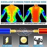 Zoom IMG-1 gilet riscaldato per uomo donna