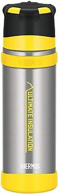 THERMOS(サーモス) 山専用ステンレスボトル500ml FFX-501 (クリアステンレス(CS))