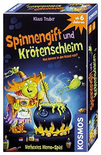 Kosmos 711160 - Spinnengift und Krötenschleim Mitbringspiel