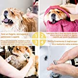 Zoom IMG-2 topelek tagliacapelli per cani gatto