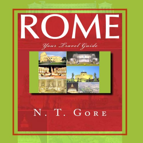 Your Rome Travel Guide cover art