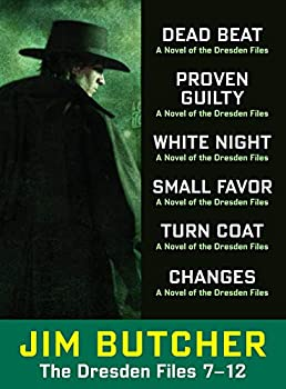 The Dresden Files Collection 7-12  A Fragment of Life  The Dresden Files Box-Set Book 2