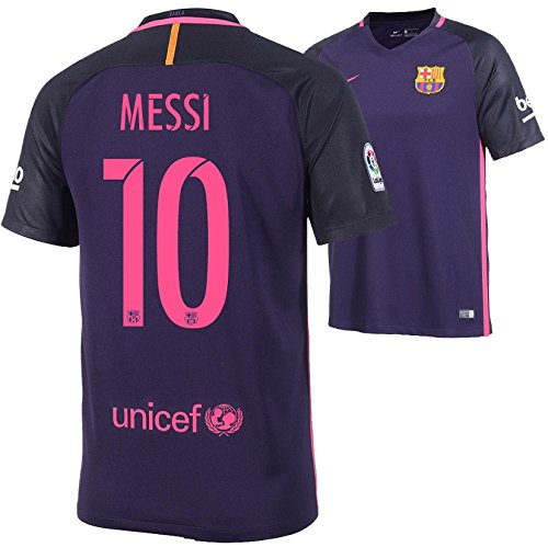 Nike Trikot FC Barcelona 2016-2017 Away (Messi 10, 152)