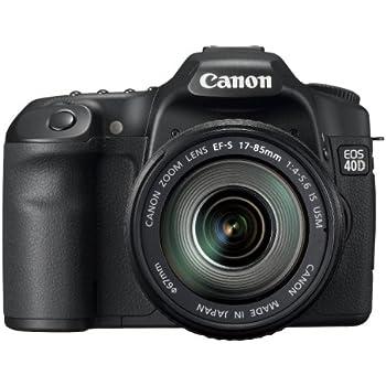 Canon デジタル一眼レフカメラ EOS 40D EF-S17-85 IS U レンズキット EOS40D 1785ISLK