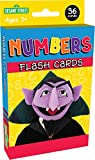 Sesame Street Educational Flashcards-Numbers with the Count