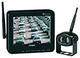 Voyager WVOS541 four Camera Enabled Digital Wireless Observation System with 5.6