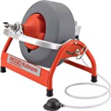 Ridgid 53117 K-3800 W/C-32 Drum Machine For 3/4' To 4' Drain Lines, with C-32 3/8' x 75'. Inner Core Cable & Tool Set, 115V