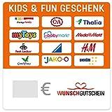 KIDS & FUN GUTSCHEIN Config - für Deutschland - per E-Mail