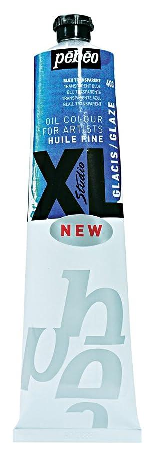 PEBEO Studio XL Fine Oil 180-Milliliter, Glaze Blue
