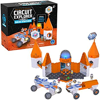 Educational Insights Circuit Explorer Deluxe Base Station