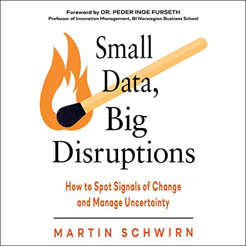 Small Data, Big Disruptions cover art