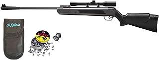 Outletdelocio. Carabina Perdigón Escopeta balines 4,5mm. +