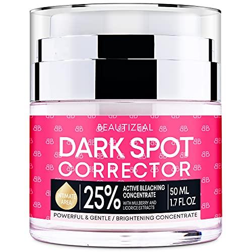 Dark Spot Corrector Cream, Armpit, Knees,Elbows, Private Areas,...