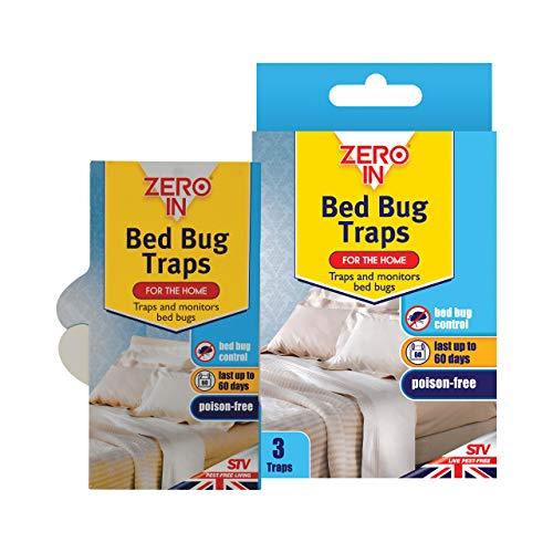 Zero Bettwanzenfalle Packungen