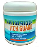 Swimmers Itch Guard Cream - Prevent Swimmers Itch, Duck Itch, Lake Itch - Repellent, 8 oz