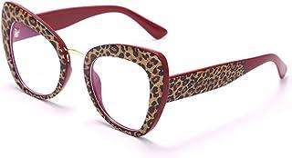 Powzz ornament - 2021 nuevas gafas de ojo de gato para mujer y hombre, gafas de ordenador, gafas ópticas, gafas de sol con luz antiazul, gafas UV400-2_CN