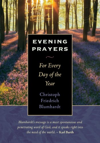 Evening Prayers: For Every Day of the Year (English Edition)