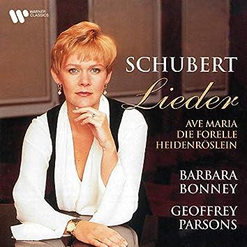 Schubert: Av Maria, Die Forelle, Heidenröslein & Other Lieder