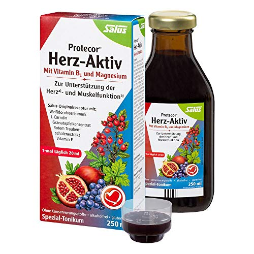 Salus Protector Herz-Aktiv Spezial-Tonikum, 250 ml Lösung