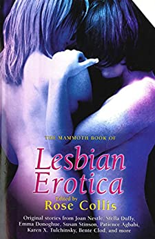 The Mammoth Book of Lesbian Erotica 2 by [Rose Collis]
