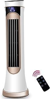 DIOE Calentador de Torre doméstico, Dispositivo de Calentamiento Vertical de 3300 W, Pantalla táctil LED, oscilación de Gran ángulo, Control Remoto