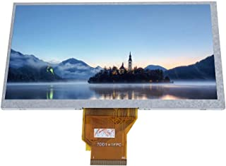 7 Inch Resistive Touch Control Screen for Raspbian/Ubuntu/Kodi - High Resolution 800 * 480 Gives HD Pictures -Supports LED...