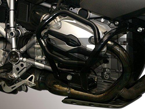 Paramotore HEED R 1200 GS (2004-2012) Bunker - nero