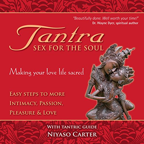 Tantra, Sex for the Soul audiobook cover art