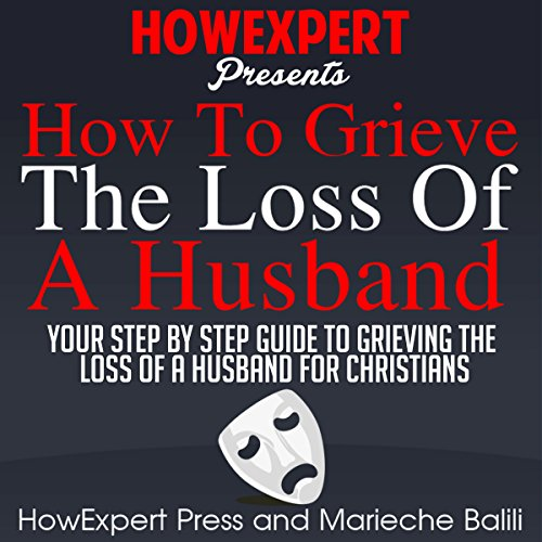 How to Grieve the Loss of a Husband audiobook cover art