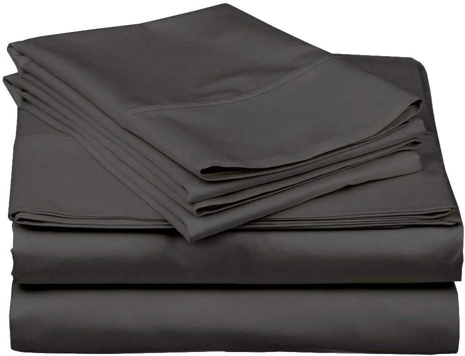 Wholesale Ossam Linen Queen Size Sheets Soft Egyptian Cotton Luxury 600-TC 5 ☆ popular