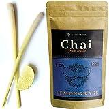 Té Chai Latte en Polvo instantáneo GIRNAR 300g - Te Lemongrass Chai - Chai Tea Latte - Chai Te - Chai Latte Powder - Te Negro Chai - Chai Lemongrass - Te Chai - Chai Latte