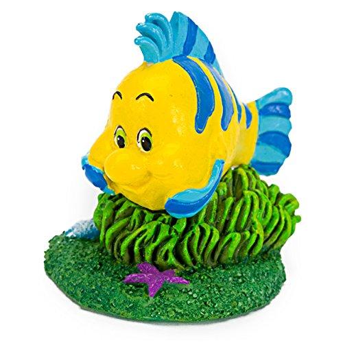 Penn-Plax Little Mermaid Aquarium Ornament, Mini