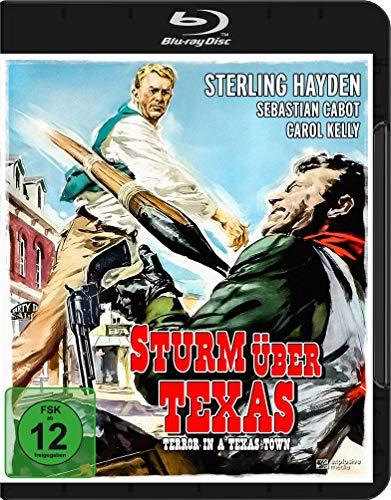 Sturm über Texas (Terror in a Texas Town) (Blu-ray)