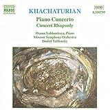 Khatchaturian Klavier und Orchester Konz - Yablonskaya