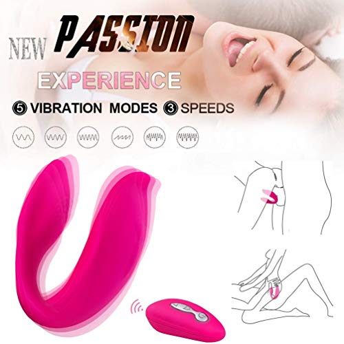 Sale!! Xhh Wireless Remote Control Rechargeable Mini Finger Massager with Strong Patterns Handsfree ...