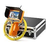 KOUPA Caméra Portable Portable pour canalisation d'égout, Endoscope Industriel - Câble ...