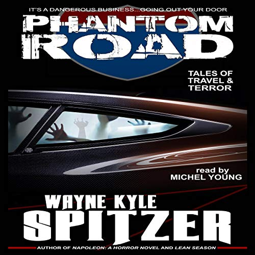 Phantom Road audiobook cover art