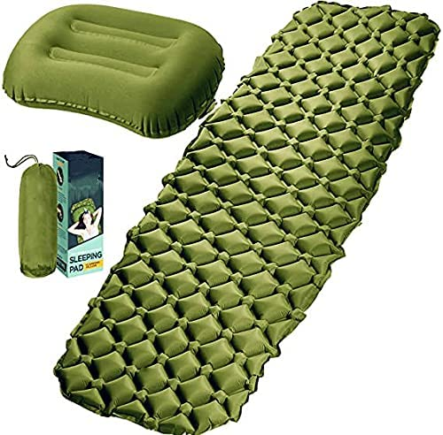 TruXplore Complete Free Shipping 55% OFF Camping Sleeping Pad Pillow Included Ultral - Add-On