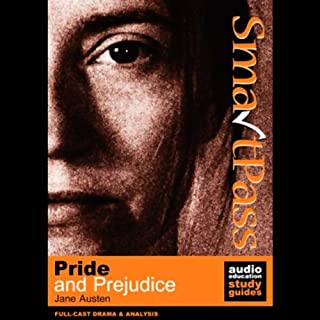 SmartPass Audio Education Study Guide to Pride and Prejudice (Dramatised) audiobook cover art