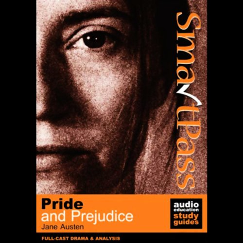 SmartPass Audio Education Study Guide to Pride and Prejudice (Dramatised)                   Written by:                                                                                                                                 Jane Austen,                                                                                        Mary Potter                               Narrated by:                                                                                                                                 Full-Cast featuring Joan Walker,                                                                                        Robin Miller,                                                                                        Nick Murchie                      Length: 4 hrs and 22 mins     Not rated yet     Overall 0.0