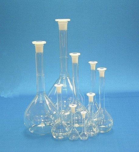 SLS Select FLA77140 Volumetric Flask, Class A, 500 mL