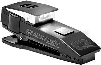 QuiqLite X LED dual witte LED's incl. diffuser opzetstuk XFLARE voor politie en veldjager