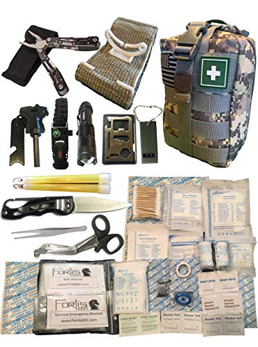 Fortis EDC Survival First Aid Kit