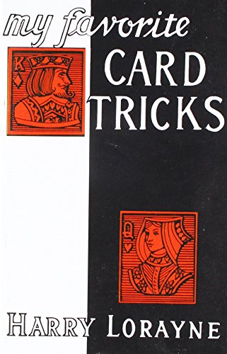 My Favorite Card Tricks - Livre de Magie